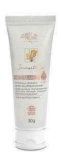 Arte dos Aromas BB Cream 7 em 1 com Immortelle e Ácido Hialurônico Orgânico - Cor Clara 30g