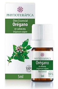 Phytoterápica Óleo Essencial de Orégano QT Carvacrol 5ml