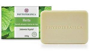 Phytoterápica Sabonete de Menta e Germe de Trigo 100g