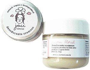 Jaci Natural Desodorante Cremoso Nuvem Floral