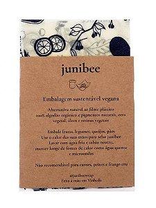 Junibee Embalagem Wrap Reutilizável Tamanho P 1un