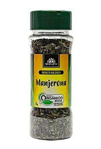 Kampo de Ervas Manjerona Condimento Puro Orgânico 15g