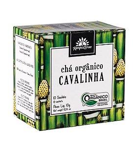 Kampo de Ervas Chá de Cavalinha Orgânico Caixa 10 Sachês