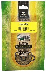 Kampo de Ervas Chá de Amora Orgânico Fracionado 30g