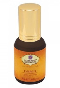 Pomander Essencial Energia Spray Ambiente 30ml