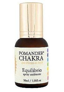 Pomander Chakra Equilíbrio Spray Ambiente