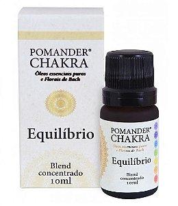 Pomander Chakra Equilíbrio Blend Concentrado para Massagem e Difusor 10ml
