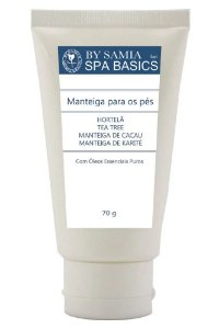 By Samia Spa Basics Manteiga Para os Pés 70g