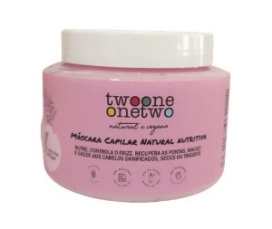 Twoone Onetwo Máscara Capilar Nutritiva Instant Repair 200g