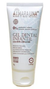 Aymara-Una Gel Dental Natural Infantil 60g