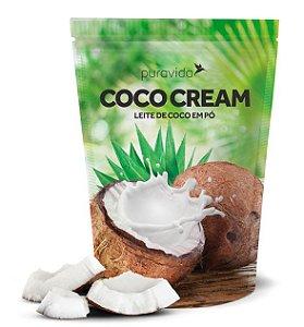 Puravida Coco Cream - Leite de Coco em Pó