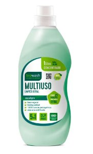 Biowash Multiuso Concentrado Natural Eucalipto