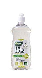 Biowash Lava Louças Concentrado Natural Capim Limão