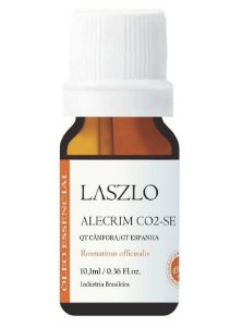 Laszlo Óleo Essencial de Alecrim QT Cânfora (CO2-SE) 10,1ml