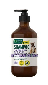Biowash Pets Shampoo Natural 500 ml
