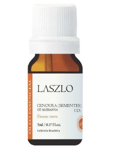 Laszlo Óleo Essencial de Cenoura (Sementes) (CO2) GT Alemanha 5ml