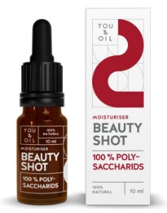 You & Oil Beauty Shot Sérum Facial Hidratante com Polissacarídeos 10ml
