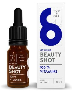 You & Oil Beauty Shot Sérum Facial N6 Vitamínico 10ml