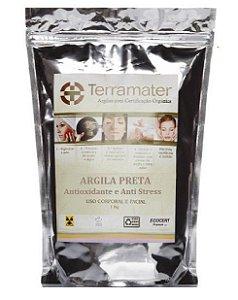 Terramater Argila Preta 1kg