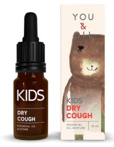 You & Oil Kids Expectorante - Blend Bioativo de Óleos Essenciais 10ml