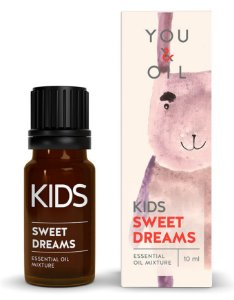 You & Oil Kids Doces Sonhos - Blend Bioativo de Óleos Essenciais 10ml