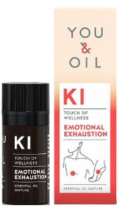 You & Oil KI Exaustão Emocional - Blend Bioativo de Óleos Essenciais 5ml