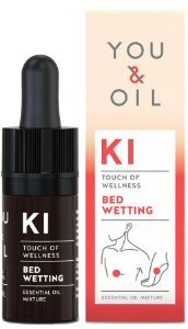 You & Oil KI Urina Noturna - Blend Bioativo de Óleos Essenciais 5ml