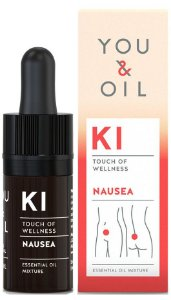 You & Oil KI Náusea - Blend Bioativo de Óleos Essenciais 5ml