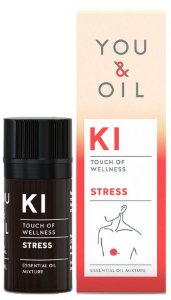 You & Oil KI Stress - Blend Bioativo de Óleos Essenciais 5ml