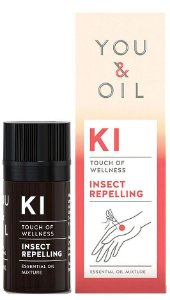 You & Oil KI Repelente de Insetos - Blend Bioativo de Óleos Essenciais 5ml