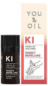 You & Oil KI Repelente de Insetos - Blend Bioativo de Óleos Essenciais 5ml