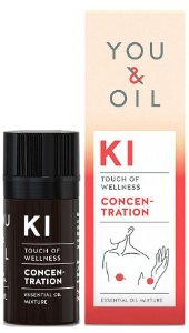 You & Oil KI Concentração e Foco - Blend Bioativo de Óleos Essenciais 5ml