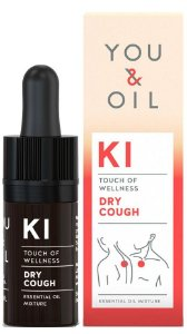 You & Oil KI Tosse com Secreção - Blend Bioativo de Óleos Essenciais 5ml