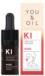 You & Oil KI Rinite - Blend Bioativo de Óleos Essenciais 5ml