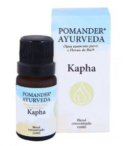 Pomander Ayurveda Kapha Blend Concentrado para Massagem e Difusor 10ml
