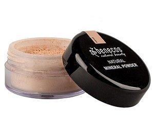 Benecos Pó Solto Facial Mineral Powder Sand 10g