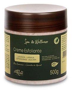Arte dos Aromas Creme Esfoliante Corporal e Facial Apricot 500g