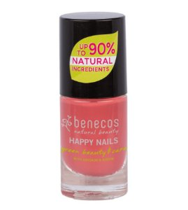 Benecos Esmalte Happy Nails Nail Polish Flamingo 5ml