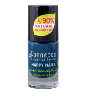 Benecos Esmalte Happy Nails Nail Polish Nordic Blue 5ml