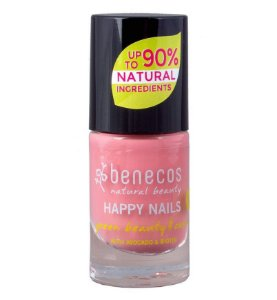 Benecos Esmalte Happy Nails Nail Polish Bubble Gum 5ml