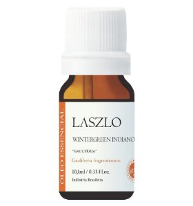 Laszlo Óleo Essencial de Wintergreen Indiano 10,1ml