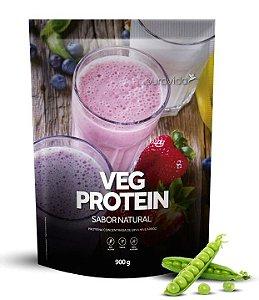 Puravida Veg Protein - Proteína Concentrada de Ervilha e Arroz