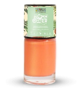 Twoone Onetwo It's Summer Time Esmalte Hipoalergênico 636 Coral Pink 10ml