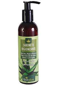 Livealoe Sabonete Higienizante com Aloe Vera