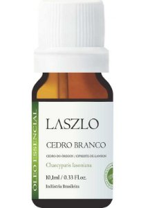 Laszlo Óleo Essencial de Cedro Branco 10,1ml