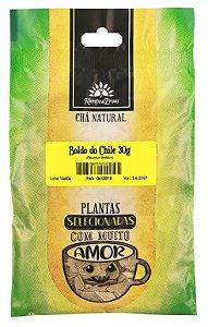 Kampo de Ervas Chá de Boldo do Chile Fracionado 30g
