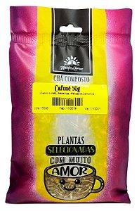 Kampo de Ervas Chá Composto Cafuné Fracionado 50g