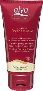 Máscara Facial Orgânica Peeling Rhassoul com Tea Tree, Jojoba e Alecrim 75ml - Alva