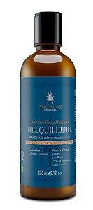 AhoAloe Shampoo Reequilíbrio Aloe Vera e Murumuru 270ml