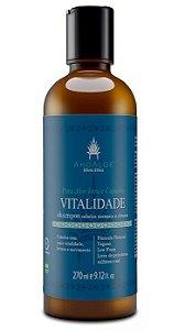 AhoAloe Shampoo Vitalidade Aloe Vera e Copaíba 270ml